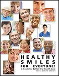 Healthy Smiles guide cover